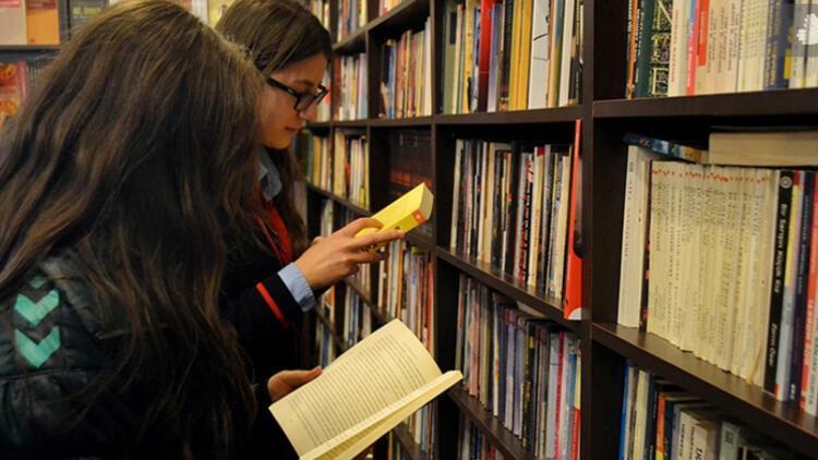 Türkiyede geçen yıl 68 bin 120 kitap yayımlandı