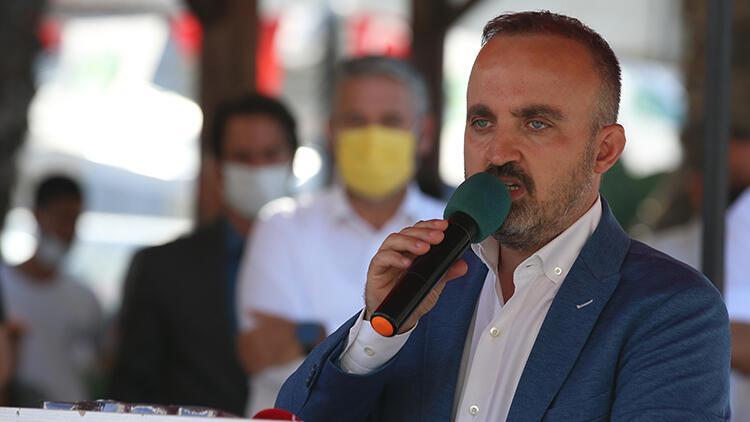 AK Partili Turan, Bolu Belediye Başkanı Özcanın ifadelerine tepki gösterdi