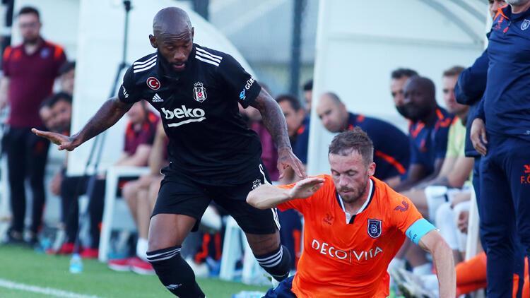 Son Dakika: Beşiktaş 1-0 Başakşehir / Maçın özeti ve golleri