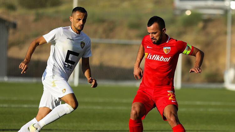 Yukatel Kayserispor: 1 - FC Ballkani: 1
