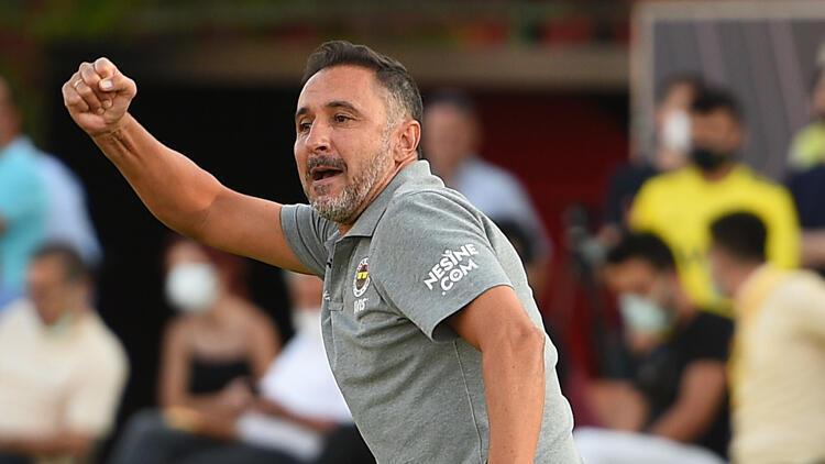 Son Dakika: Fenerbahçe Teknik Direktörü Vitor Pereira, dikkat çeken o görüntüyü anlattı