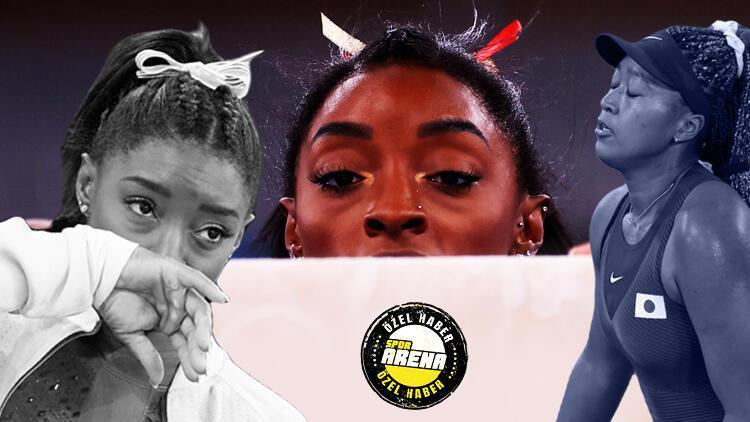 Tokyo 2020de Simone Biles, mental sorunlar sebebiyle finalden çekildi Naomi Osaka detayı... Sporda mental sağlık probleminin sebebi ne