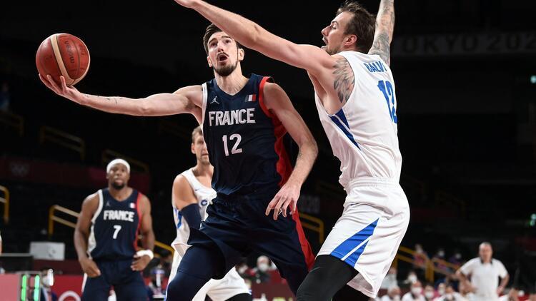 Tokyo 2020 Haberleri: Erkekler basketbolda Fransa çeyrek finali garantiledi Nando De Colo başrolde...