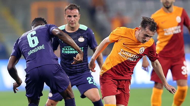 Son Dakika Haberi... Galatasaray, Şampiyonlar Ligine veda etti PSV Eindhoven rövanşı da kazandı (Maçın özeti ve golleri)