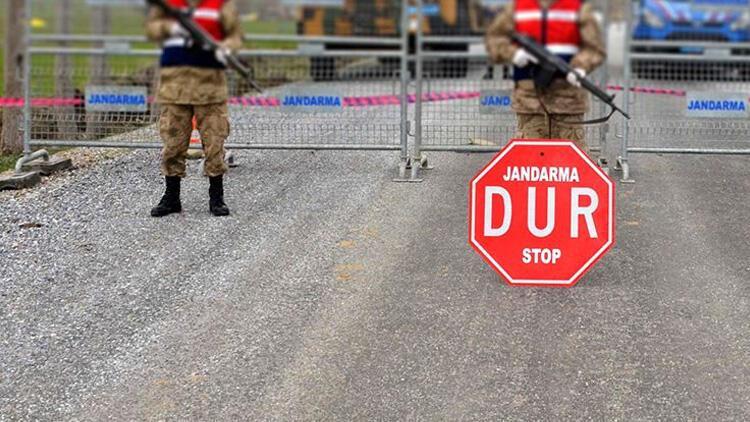 Bitliste koronavirüs alarmı 3 köy karantinaya alındı