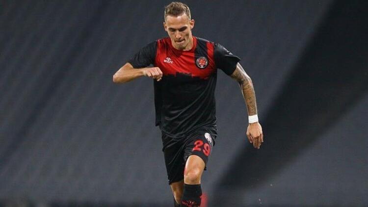 Fatih Karagümrüklü Balkovec: Yeni sezonda hedef Avrupa kupalarına katılmak...
