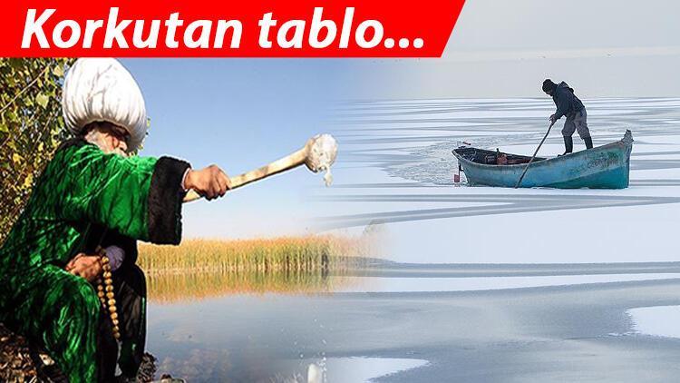 Bir varmış bir yokmuş... Hocanın maya çaldığı göl bile tarih oluyor İşte vahim tablo...