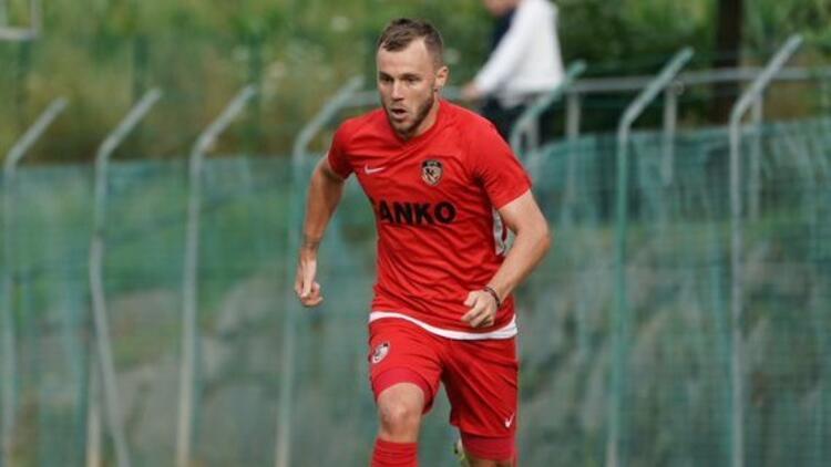 Son Dakika: Gaziantep FK'da Alexandru Maxim sakatlandı