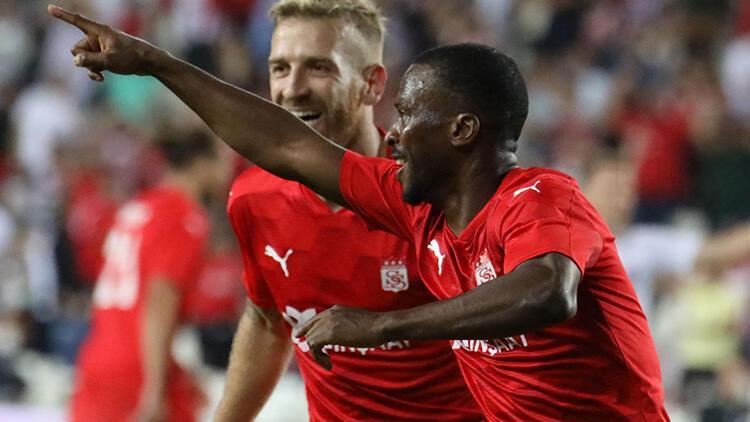 Sivasspor 1 - 0 Petrocub (Maç özeti)