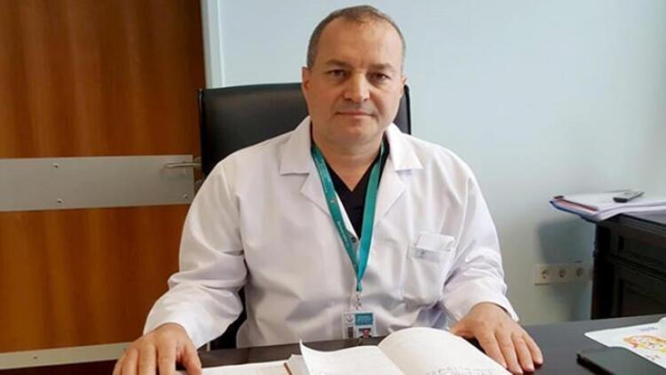 Son dakika haberi: Bakan Koca acı haberi paylaştı Dr. Ali Kalyoncu hayatını kaybetti