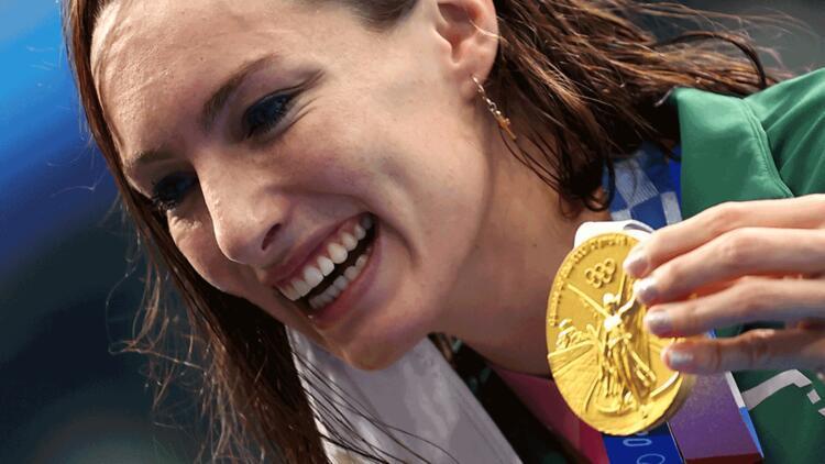 Tokyo 2020 Haberleri: Tatjana Schoenmaker dünya rekoruyla altın madalya aldı