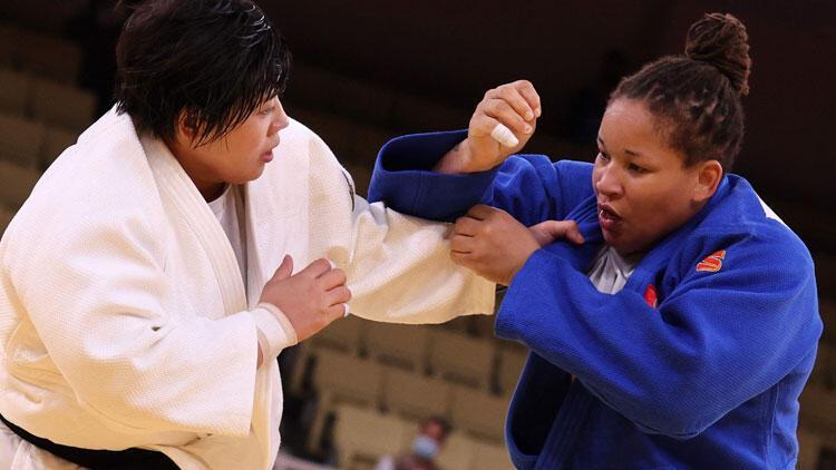 Tokyo 2020de judocumuz Kayra Sayit, bronz madalya maçına yükseldi