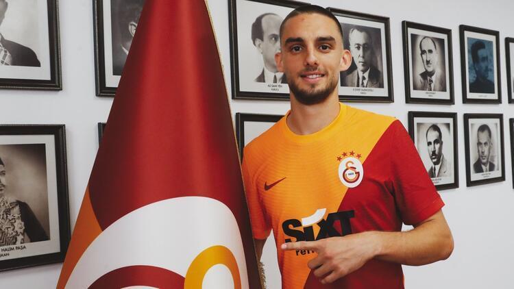 Berkan Kutlu: Galatasaray için elimden gelen her şeyi yapacağım...