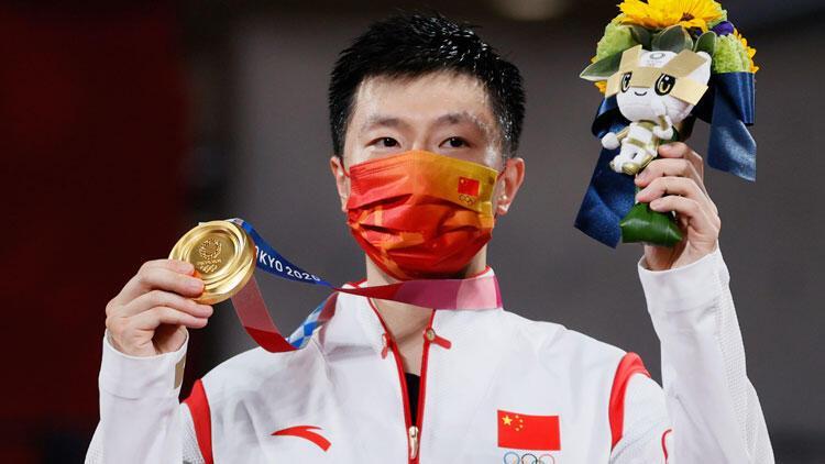 Tokyo 2020nin madalya sıralasında Çinin liderliği devam ediyor