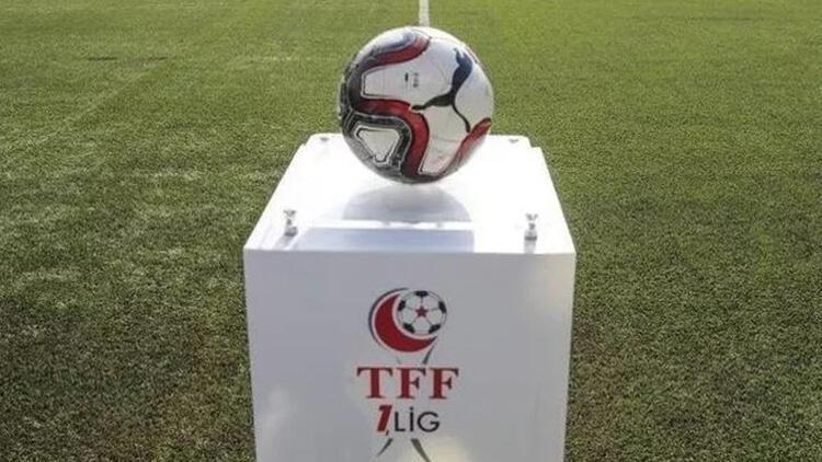 TFF 1. Ligde 3 haftalık program açıklandı Stadyum detayı...