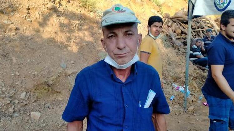 Marmaristeki yangında hayatını kaybeden Şahin Akdemirin babası: Canını vatan için feda etti