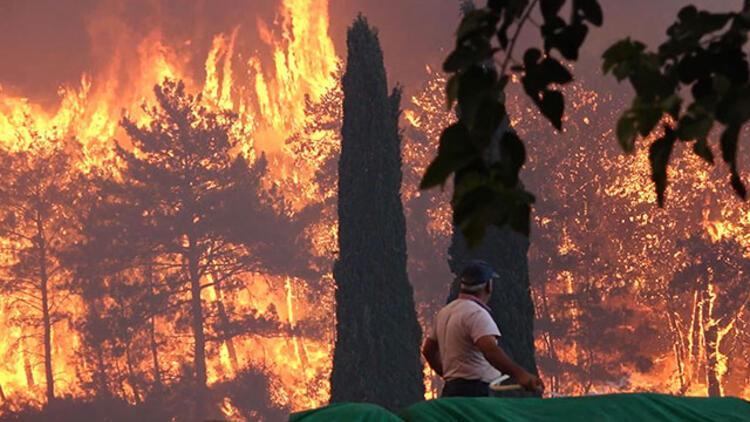 Dikkat Eyyam-ı bahur sıcakları geliyor Asıl önemli nokta yangının çıkması değil...