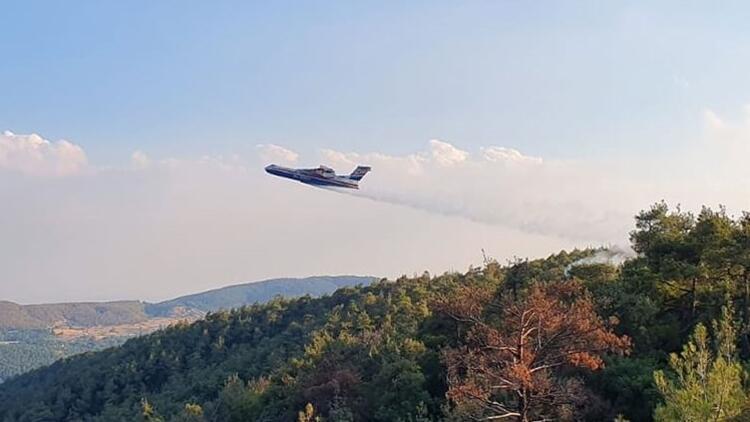 Rusyadan Türkiyeye hava desteği: Orman yangınıyla mücadele için 11 hava aracı gönderecek