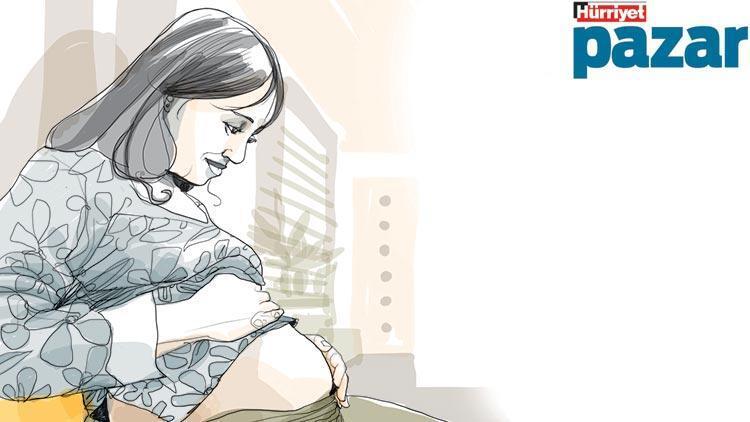Rita Ender: Hamilelik ihtişamlı, inişli çıkışlı bir süreç