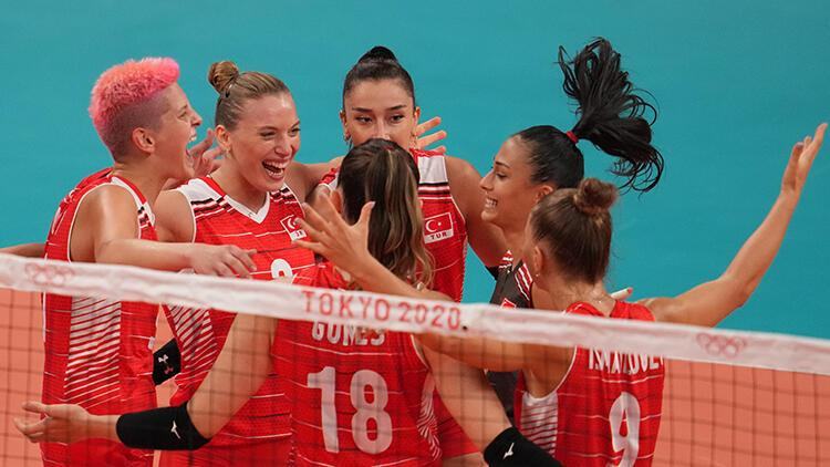 Türkiye Rusya voleybol maçı ne zaman, saat kaçta, hangi kanalda Tokyo 2020 Olimpiyatları Türkiye Rusya maçı canlı yayın bilgileri