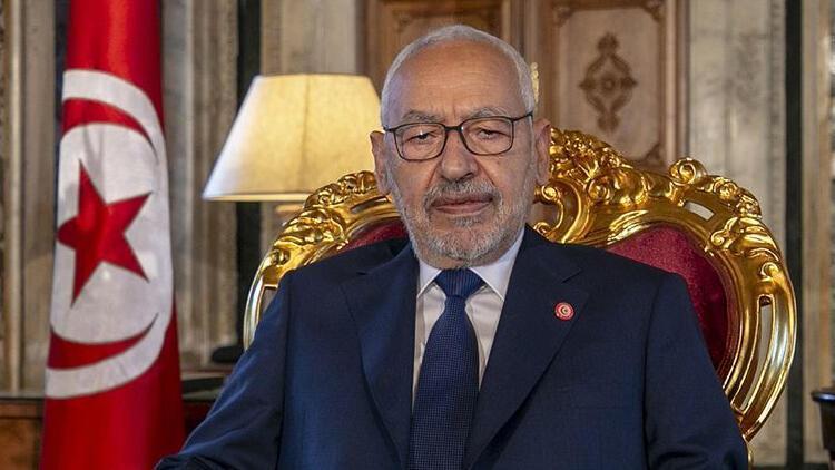 Tunus Meclis Başkanı Gannuşiden, Cumhurbaşkanı Saide sert tepki