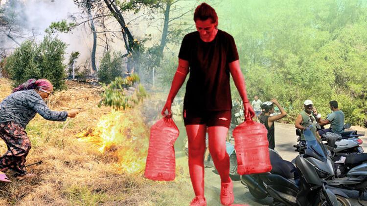 Biri sönmeden diğeri yanıyor Orman yangınlarına karşı milli seferberlik