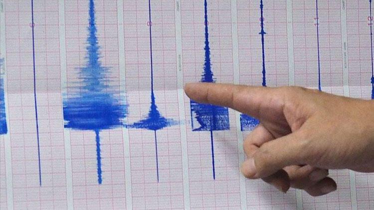 Son dakika... Egede Datça açıklarında 5.5 büyüklüğünde deprem