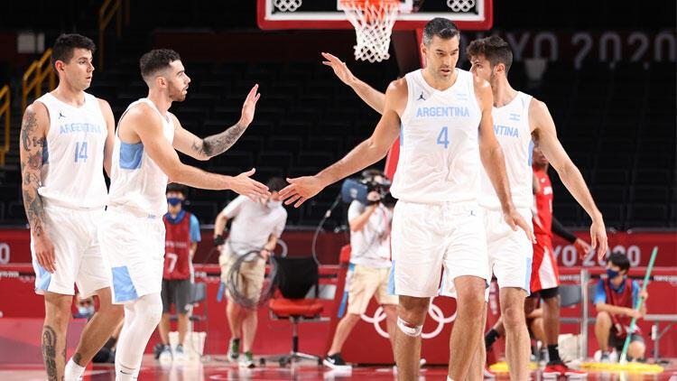Tokyo 2020 erkekler basketolda çeyrek finalistler belli oldu