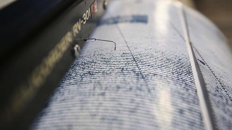 Son dakika: Datçada şiddetli deprem