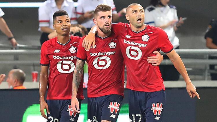 Son Dakika: Lille 1-0 PSG / Maç sonucu ve özeti