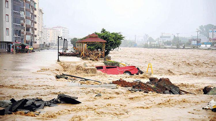 Sel bölgesine avans ödemesi