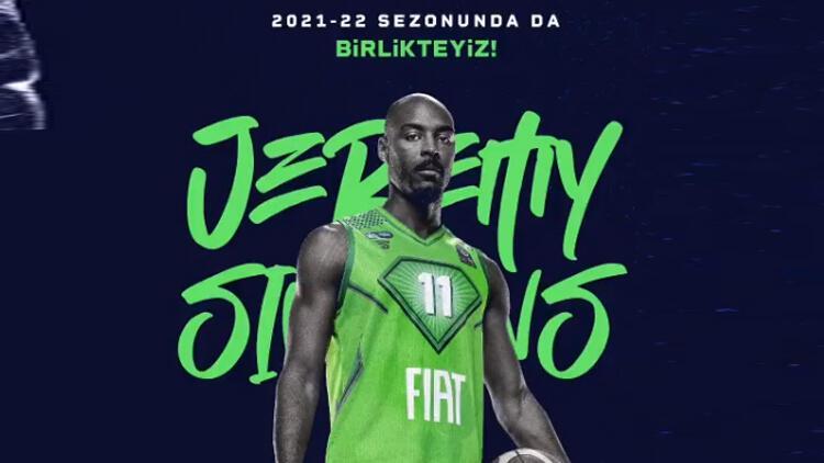 TOFAŞ, ABDli basketbolcu Jeremy Simmons ile sözleşme yeniledi