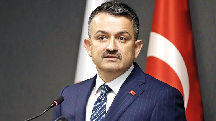 Bakan Pakdemirliden Kılıçdaroğlunun orman yangınlarıyla ilgili iddialarına yanıt