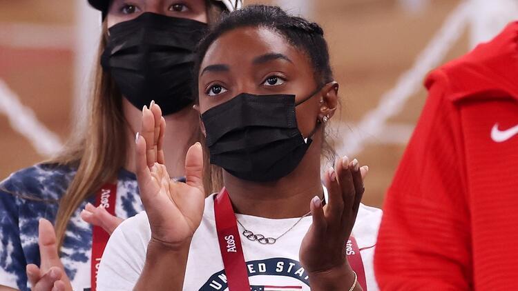Son Dakika Tokyo 2020 Haberleri: Simone Biles yarın denge aletinde yarışacak