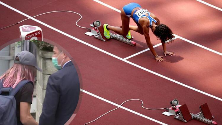 Tokyo 2020: Belaruslu atlet Krystina Timanovskayaya Polonya vize verdi