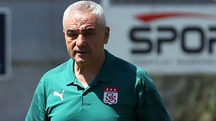 Rıza Çalımbay: Batumda kazanarak Sivasa avantajlı dönmeyi hedefliyoruz...