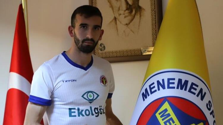 Menemensporlu Domgjoni, İsviçre temsilcisi Luzerne transfer oldu