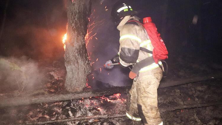 Rusyada orman yangınları devam ediyor