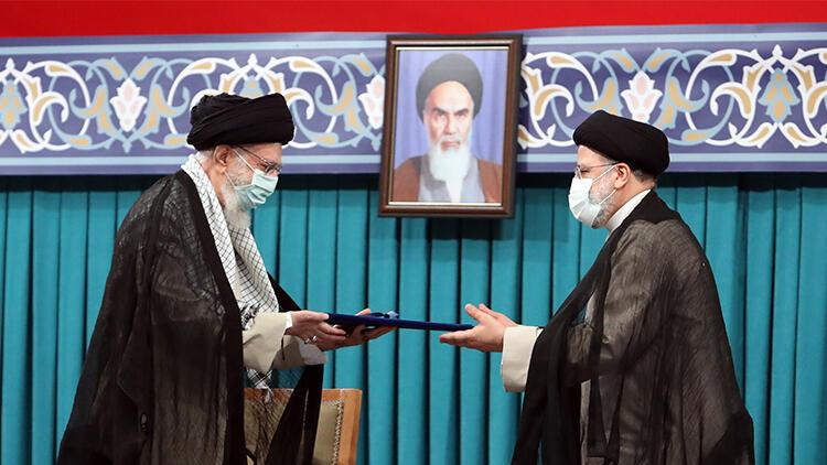 İranın yeni Cumhurbaşkanı mazbatasını aldı