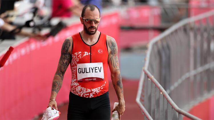 Son Dakika: Ramil Guliyev 200 metre yarı finalinde 6. oldu