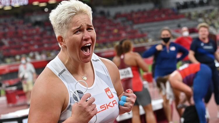 Tokyo 2020 Haberleri: Kadınlar çekiç atmada Wlodarczyk tarihe geçti Üst üste 3. kez altın...