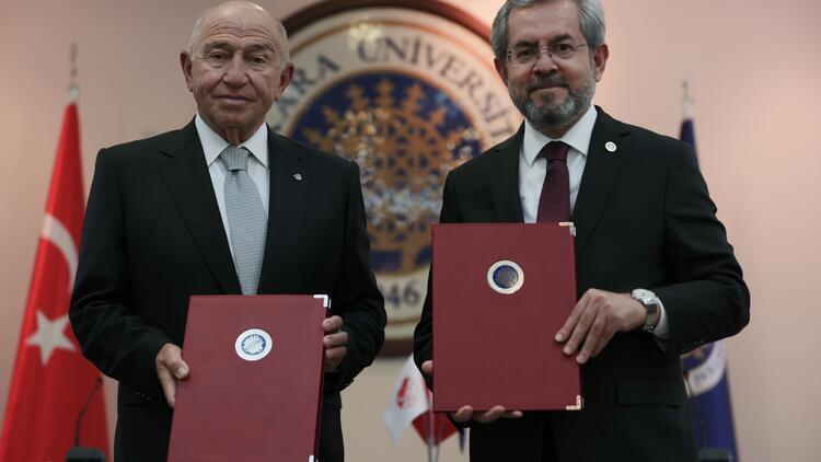 TFF ile Ankara Üniversitesi arasında yabancı dil protokolü