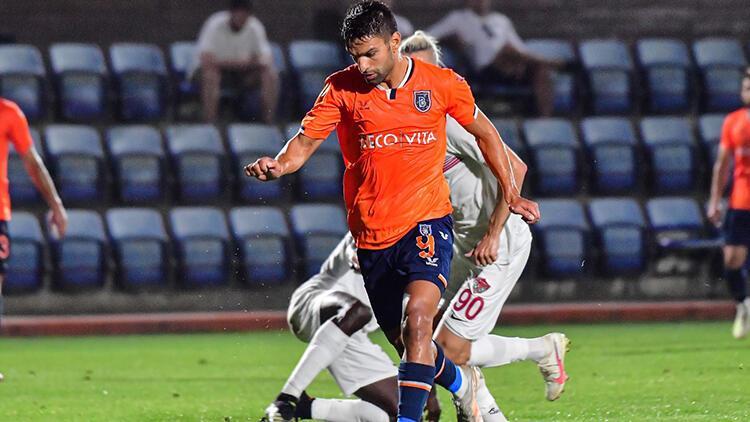 Medipol Başakşehir 2 - 2 Hatayspor (Hazırlık maçı)