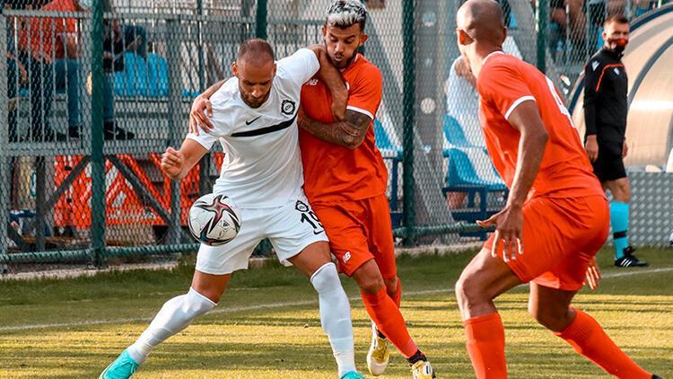 Altay 1 - 0 Antalyaspor (Hazırlık maçı)