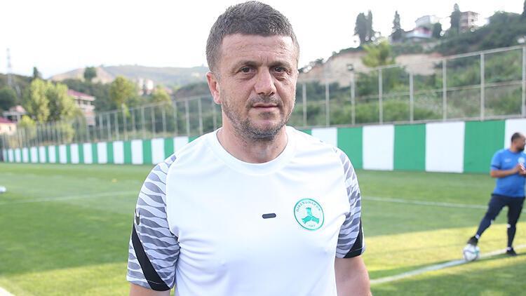 Giresunsporda Hakan Keleşten transfer müjdesi 3 yeni isim...