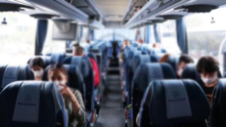 Yolcu otobüsünde iğrenç olay Sapık muavin tutuklandı