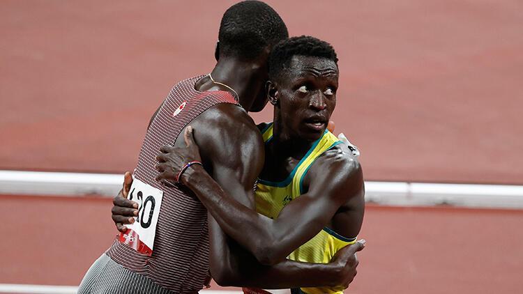 Mültecilikten olimpiyat yıldızlığına