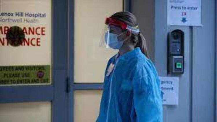 ABDde koronavirüste korkutan haber Şubattan beri ilk kez...