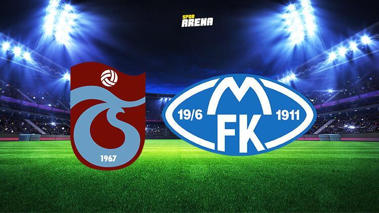 Trabzonspor Molde maçı ne zaman, saat kaçta ve hangi kanalda İşte Trabzonsporun Avrupa arenasındaki maçından son bilgiler