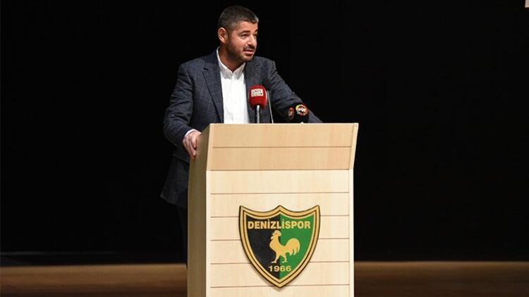 Son Dakika: Denizlispor'da yeni Başkan Mehmet Uz